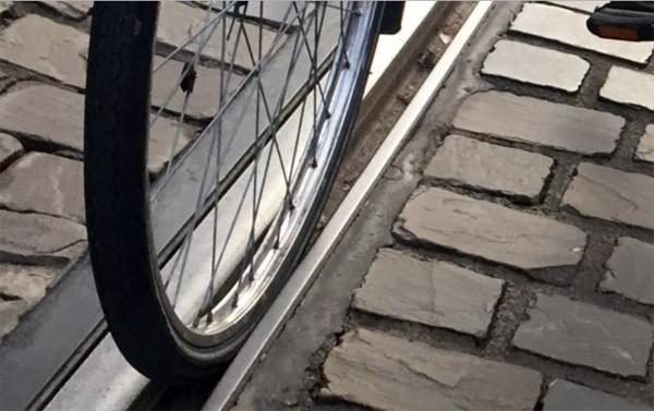SafeRails: Nederlandse uitvinding voorkomt ongelukken met tramrails