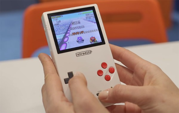 Super Retro Boy: de wederopstanding van de Game Boy