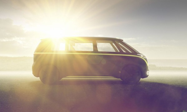 Volkswagen I.D. Buzz: een hypermoderne Transporter