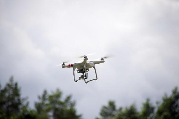 Israëlische wetenschappers stelen data met een drone
