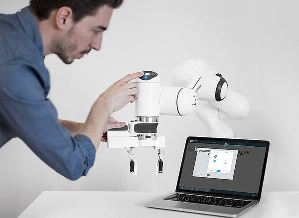 Franka Emika: de robotarm die zichzelf kan bouwen