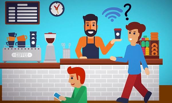 Waarom je niet klakkeloos op ieder Wifi-netwerk moet inloggen