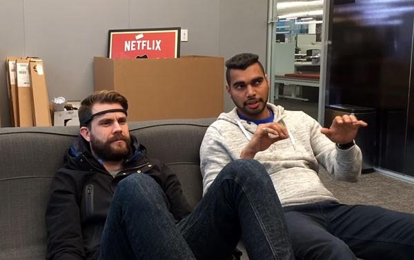Met Mindflix kun je Netflix met je gedachten besturen