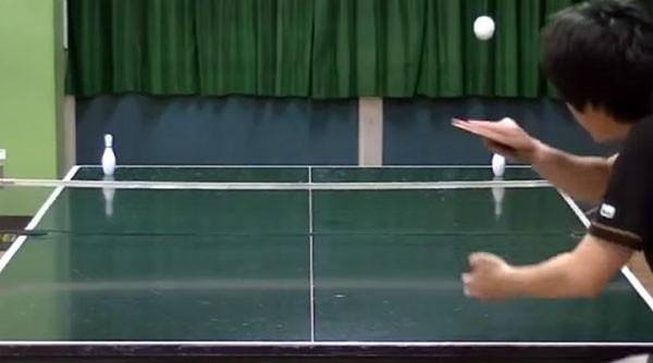 Tafeltennis, bowling en Japans doorzettingsvermogen