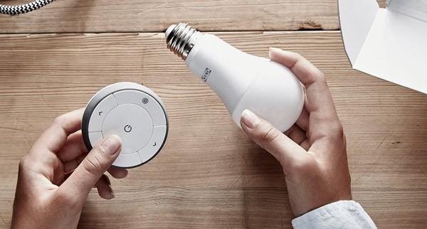 Trådfri: betaalbare slimme lampen van IKEA