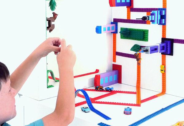 Nimuno Loops Dubbelzijdig Lego Tape