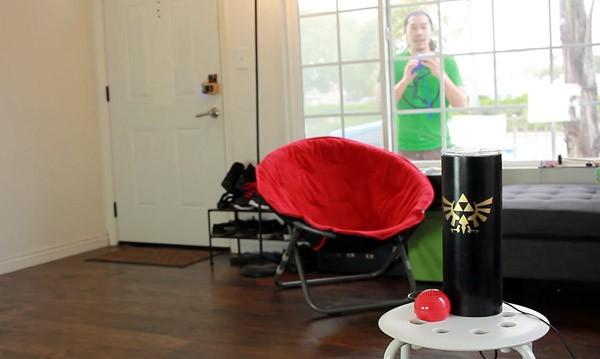 Automatiseer je huis met Zelda's ocarina