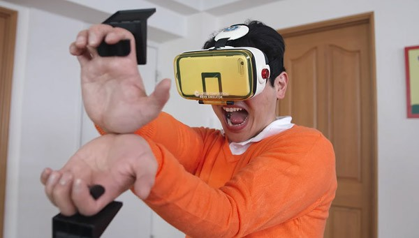 Japanse fabrikant ontwikkelt Dragon Ball Z in virtual reality