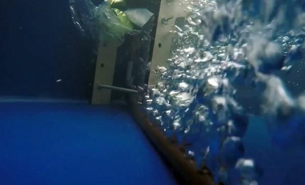 Great Bubble Barrier: een luchtmuur voor plasticafval