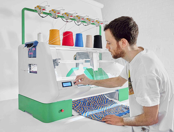 kleding machine
