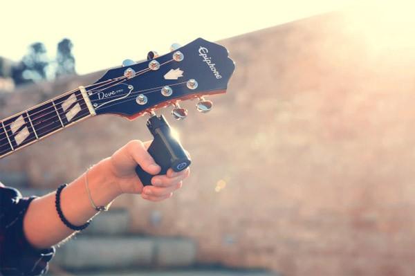 De nieuwe Roadie is de ultieme gitaarstemmer