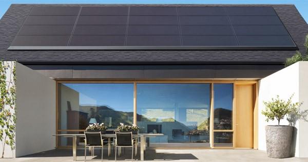 Tesla lanceert stijlvolle zonnepanelen