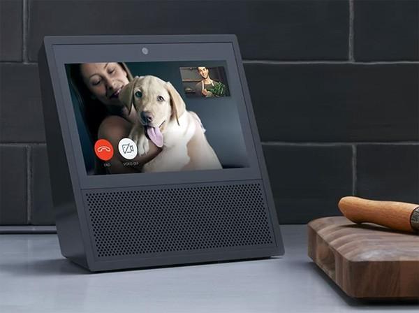Amazon Echo Show geeft Alexa een beeldscherm