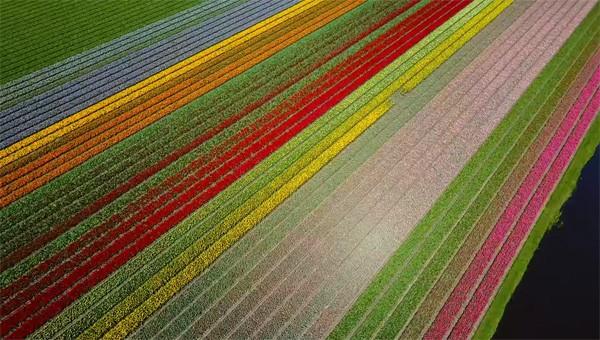 Droning Dutchman brengt Nederland van boven in beeld