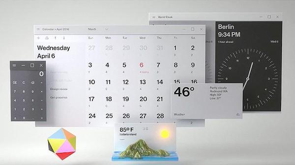 De nieuwe designtaal van Microsoft gaat Windows opfrissen