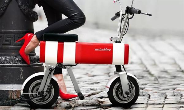 MotoChimp: een piepkleine elektrische motor