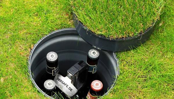 Biersafe: bier koelen zonder elektriciteit