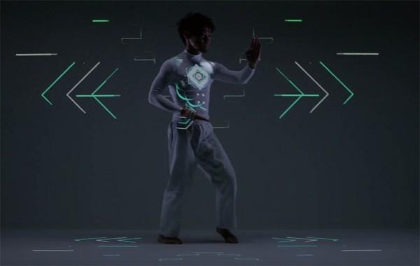 Exisdance: de moderne variant van een lichtshow