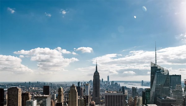 Schitterende hyperlapse toont de gekte van New York