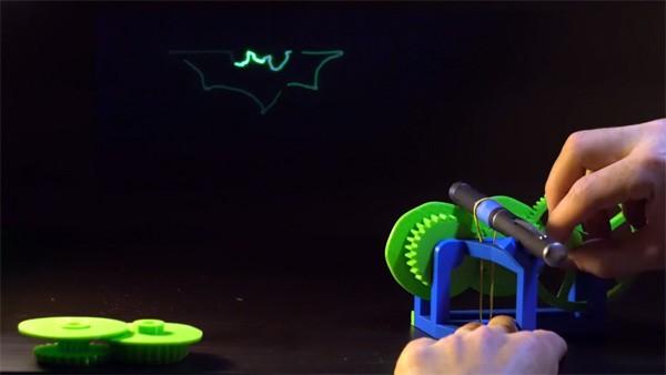 Zo maak je zelf een lasershow van een laserpen