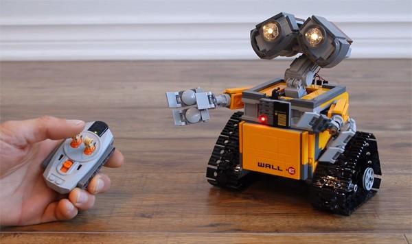 PFx Brick voegt licht en geluid toe aan LEGO-projecten