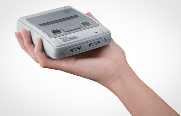Yes! Nintendo komt in september met de SNES Classic