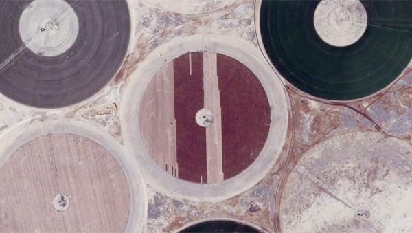 Toposcape: beelden uit Google Earth in hoge snelheid