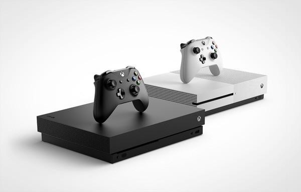 Xbox One X: een beest van een spelcomputer