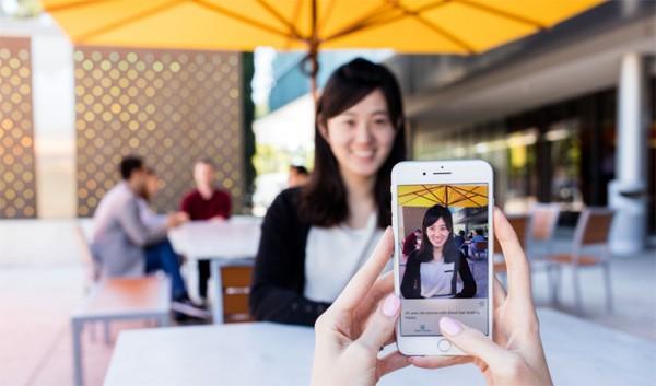 App van Microsoft helpt blinden met kunstmatige intelligentie