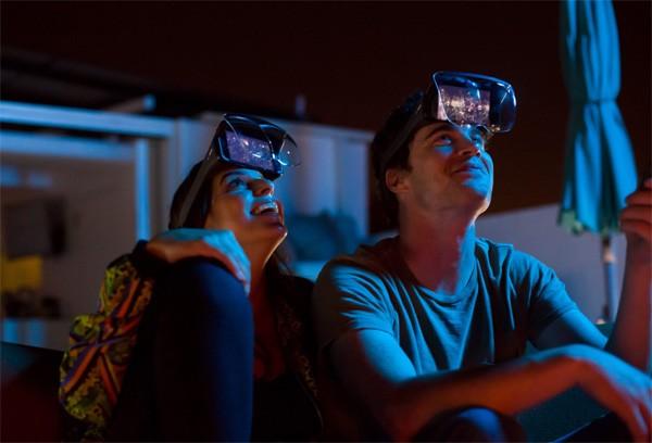 Mira Prism: een augmented reality headset voor iPhones