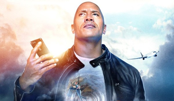 Apple maakt commercial met The Rock en Siri