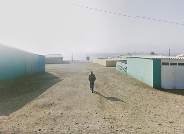 Instagrammer met agorafobie reist met Street View de wereld rond