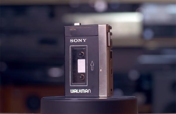 Een duik in de geschiedenis van de Walkman