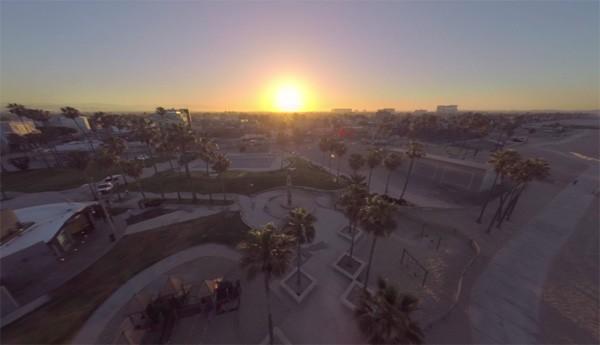 Schitterende dronevideo is opgebouwd uit één shot