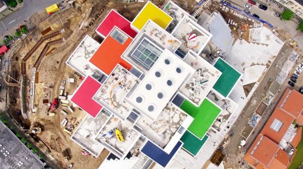 Het LEGO House is een interactief LEGO-museum