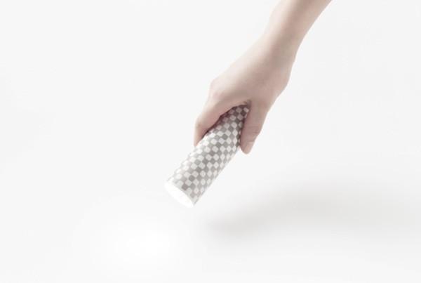 Paper Torch: een oprolbare zaklamp