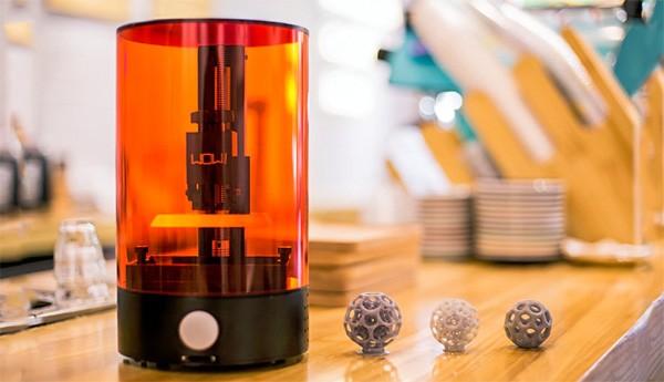 SparkMaker: een betaalbare SLA 3D-printer