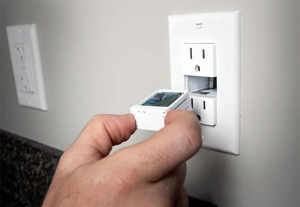 Swidget: een modulair stopcontact