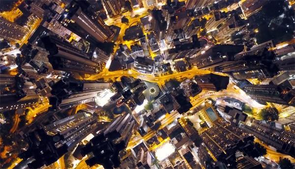 Aerialapse: een oogstrelende timelapse vanuit de lucht