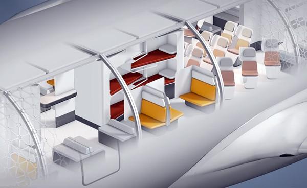 Transpose: het modulaire vliegtuig van Airbus