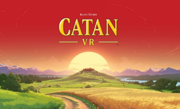 Er is een virtual reality versie van Kolonisten van Catan in de maak