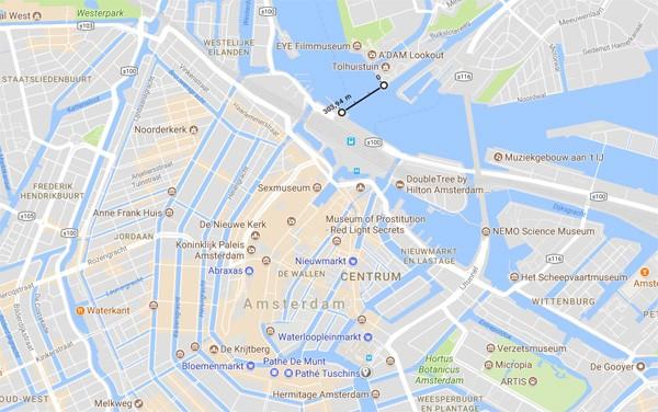 Handige truc laat je afstanden meten in Google Maps