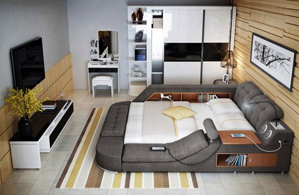 ultimate bed de koning onder de bedden