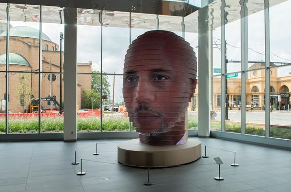 Digitale kop laat je selfies delen op enorme grootte