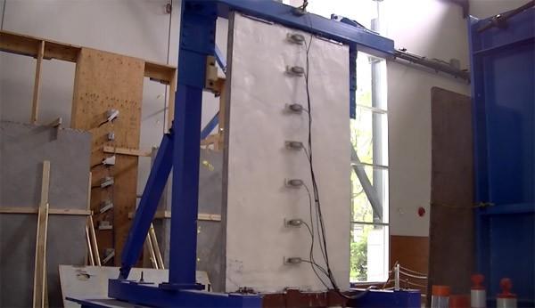 Wetenschappers ontwikkelen duurzaam en aardbevingsbestendig beton