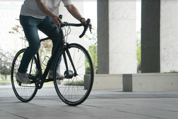 De Bisecu zet automatisch je fiets op slot