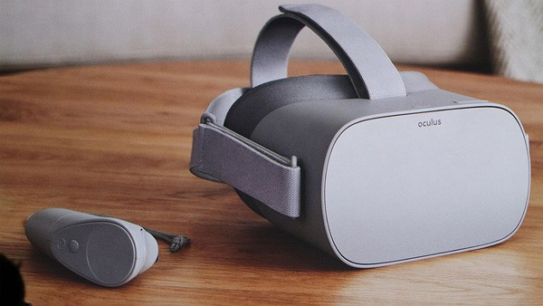 Oculus Go: een VR-bril zonder draden en smartphones
