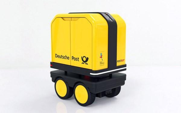PostBot: een robot die post bezorgt