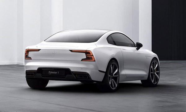 Volvo zet met Polestar de aanval in op Tesla