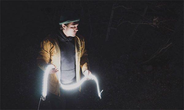 Luminoodle: een zeer felle, veelzijdige LED-strip
